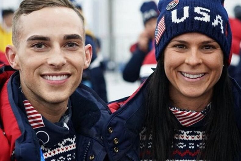 Speed skater Brittany Bowe gets three top-5 finishes at the Olympics