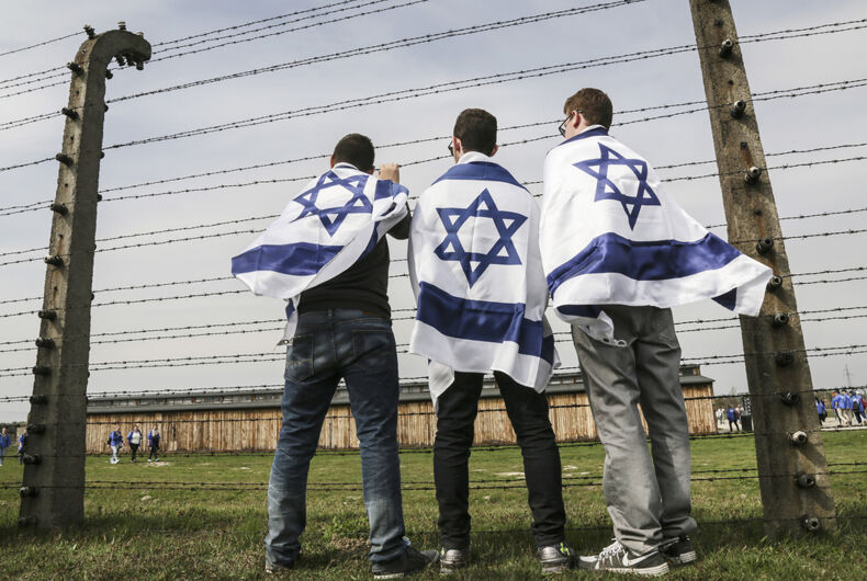 Why is Poland on the verge of giving state approval to Holocaust denial?