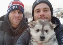 Gus Kenworthy speaks out on dog farms in Korea. That doesn't make him a hypocrite.