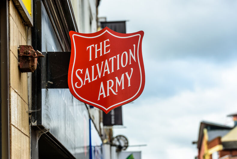 Salvation Army opens LGBT specific homeless shelter, but you should be dubious