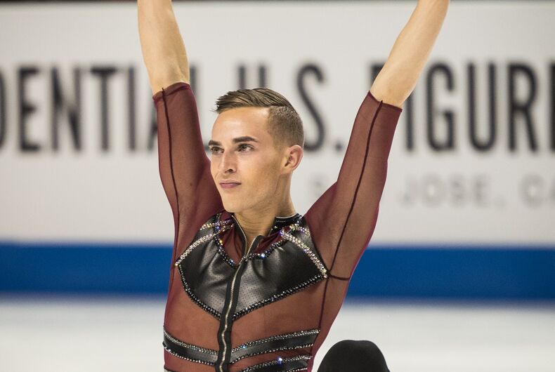 Christian writer: Figure skating 'proves' that straight people are better