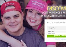 There is now a Trump supporter dating site. It bans gays & bisexuals.