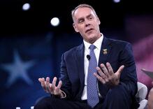 Interior Secretary tells employees diversity doesn't matter anymore
