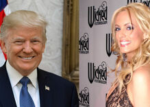 Stormy Daniels says Trump only lasted 'about two minutes' during hotel room romp