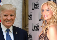 Stormy Daniels describes Trump's 'smaller than average' penis in her book