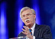 John Bolton fired as National Security Advisor after misunderstanding over the meaning of 'NSA'