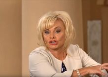 Televangelist Lori Bakker warns Christians they will all be locked in psych wards soon