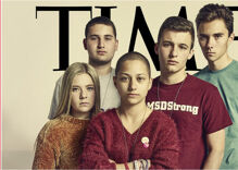 I was in high school during Columbine. These 'kids' put us to shame.