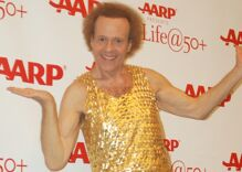 Richard Simmons sued a tabloid for calling him trans. Now he has to pay their legal fees.
