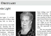 Local newspaper erases a gay man from his mother-in-law's obituary
