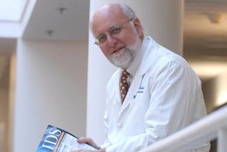 Longtime AIDS researcher may be Trump's pick to lead the CDC