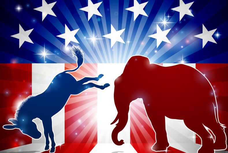The difference is stark between the Republican agenda versus Democrats' priorities