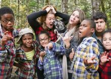 Lesbian moms & their 6 kids presumed dead after their car plunges over cliff