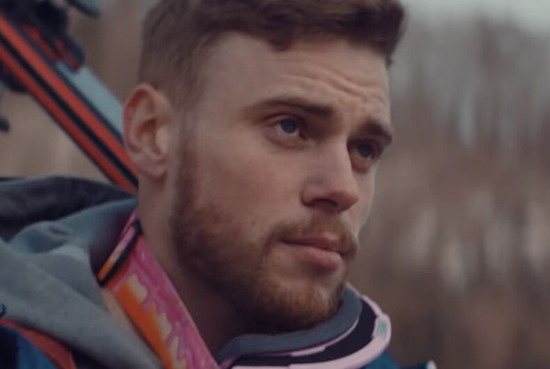 Gus Kenworthy's boyfriend talks about his love in this heartwarming ad