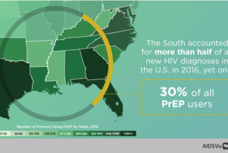 The South needs PrEP the most, so why are the fewest prescriptions written there?