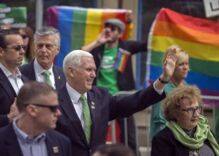 Savannah Georgia ruined Mike Pence's St. Patrick's Day in the best way possible