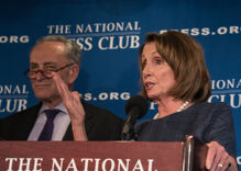 How far will Democrats go to win in 2018?