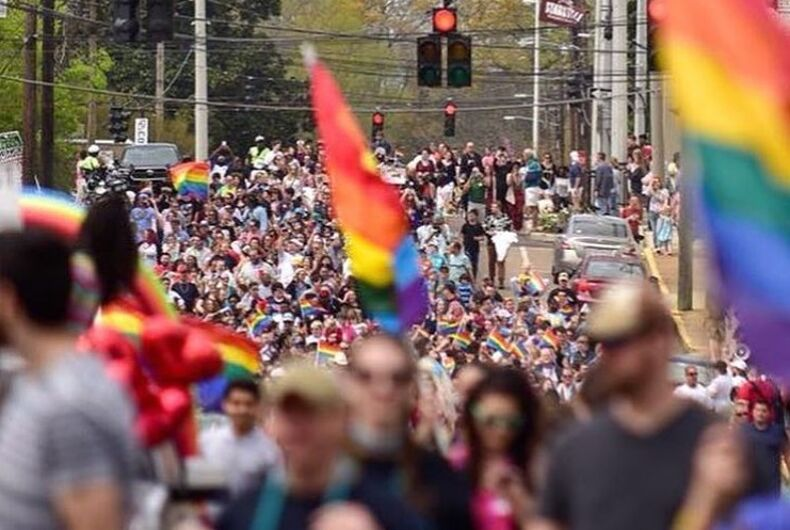 Pride in Pictures 2018: Pride comes to Starkville