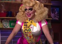Andy Cohen says Trixie Mattel didn't win because of her talent. But she did.