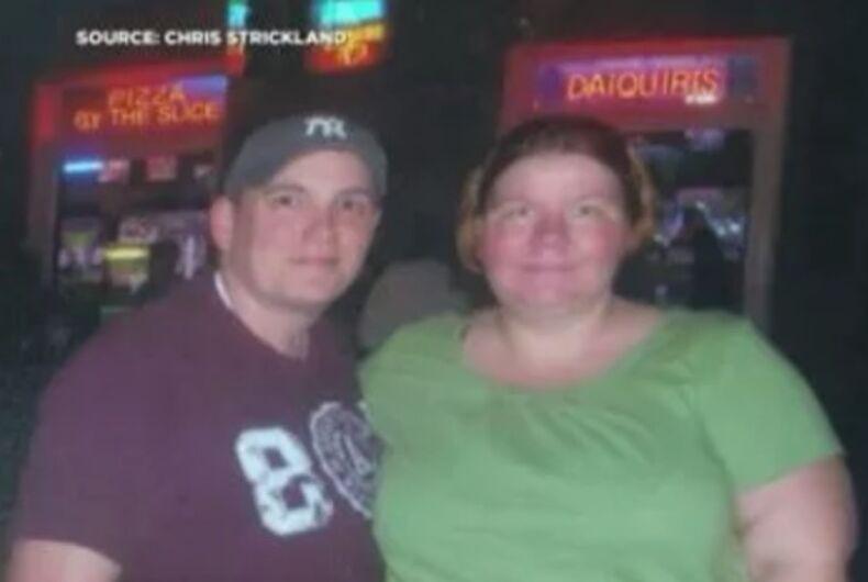 Lesbian mother gets parental rights restored in Mississippi divorce case