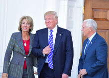 Anti-LGBTQ Cabinet Secretary Betsy DeVos flees Trump administration job after MAGA riots