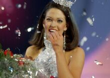 A former Miss America just married her girlfriend & the pageant couldn't be happier for her