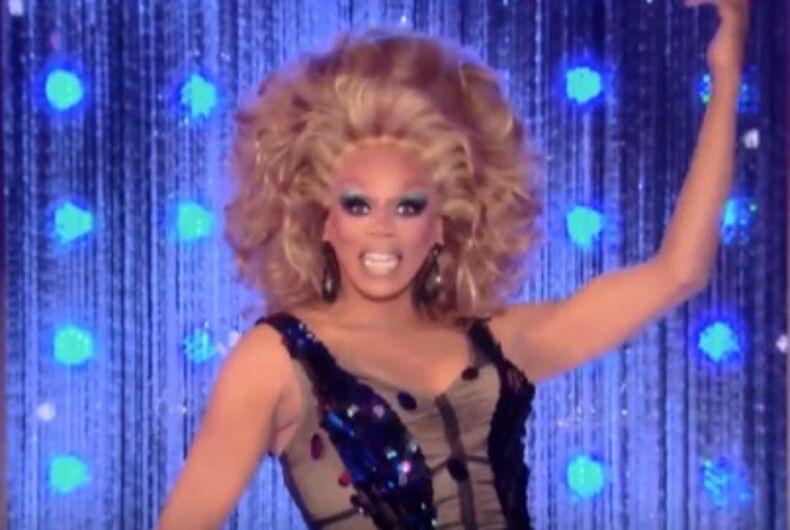 RuPaul was on Jeopardy last night & she won it all