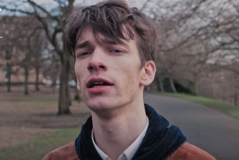 There's a reason why this powerful video from the BBC is bringing gay people to tears