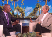 Ellen gets emotional about racism: 'As a white person, I'm ashamed'