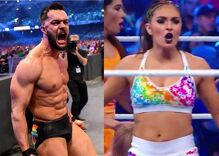 That time two pro wrestlers made LGBTQ history at Wrestlemania