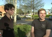 This gay couple is fighting their high school to be Prom Kings