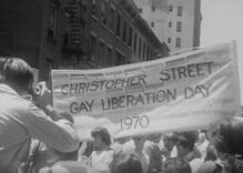 Pride in Pictures 1970: A distant image, but the the passion of Pride shines through