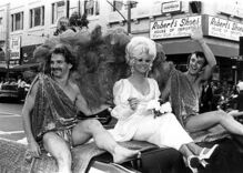 Pride in Pictures 1971: The queens ascend to their thrones they still occupy today