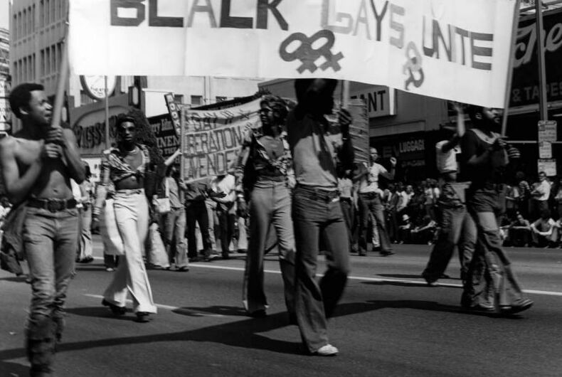 Pride in Pictures 1975: The parade is for everyone