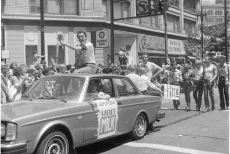 Were the 1970s the most exciting time in history to come out of the closet?