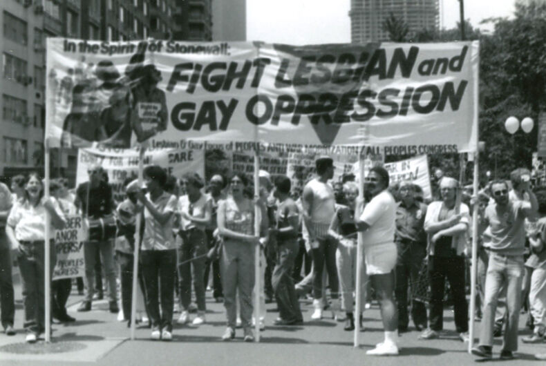 Pride in Pictures 1985: Fighting back