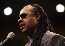 Stevie Wonder joined Twitter last night with a little help from his friends