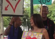 Watch people celebrate as a judge strikes down Trinidad's sodomy law