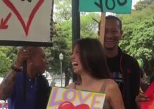 Watch people celebrate as a judge strikes down Trinidad's sodomy law
