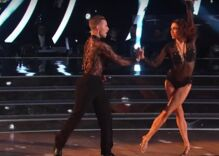 Adam Rippon slays in Dancing With The Stars debut