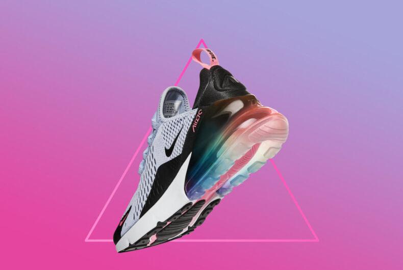 The Nike BETRUE Air Max 270