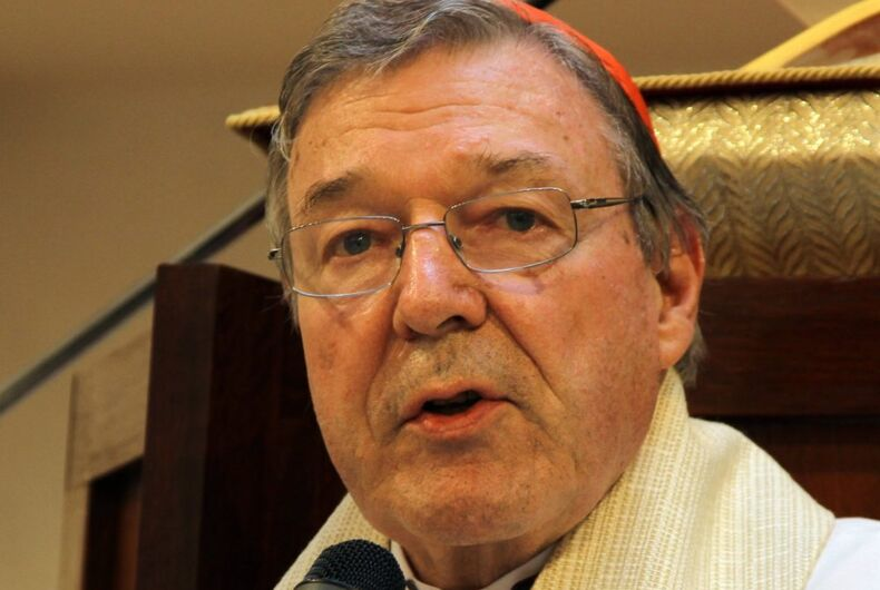Antigay Vatican finance chief will face jury for 'historical sexual offenses'