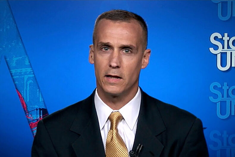 Trump's former campaign manager is now working for Mike Pence
