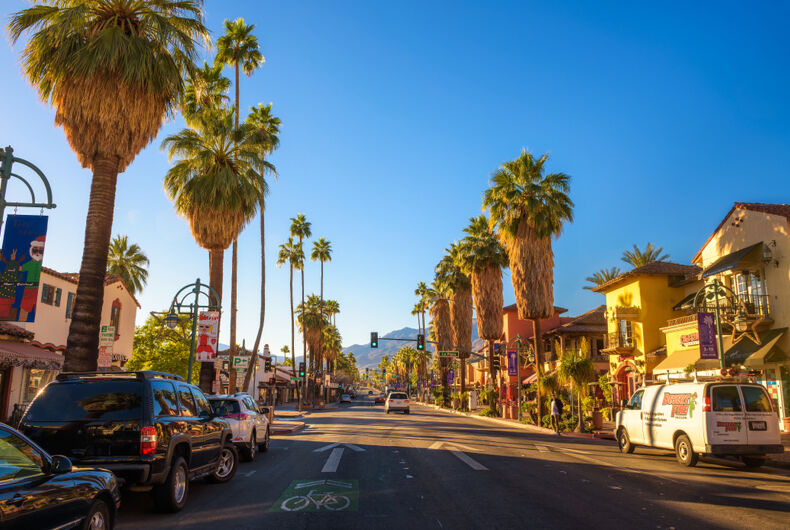 Syphilis outbreak hits Palm Springs