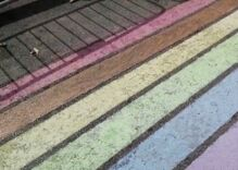 These cities are getting rainbow crosswalks to celebrate LGBTQ pride