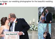 Tom & Abby from 'Queer Eye' got remarried. There are pictures & OMG.