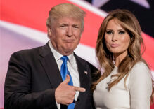 The biggest critic of Melania Trump's anti-bullying campaign is her husband
