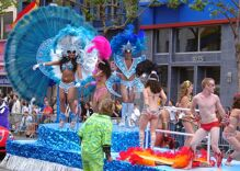 Pride in Pictures 2005: Pride & its pageantry