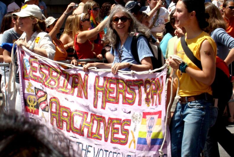 Pride in Pictures 2007: Pride's Herstory
