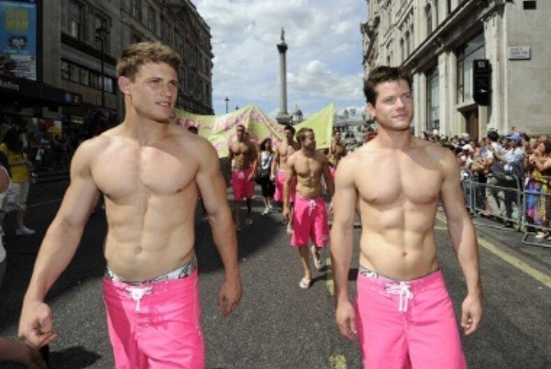 Pride in Pictures 2010: British Pride